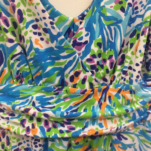 6a7ae6dbeb2bd3 Lilly Pultizer Sea Soiree Shianne Dress Large Blue. Lilly Pulitzer.  M_5abe7c02f9e50124bf13367d. M_5abe7c03caab44ad81726599.  M_5abe7c06a4c4856c5a2647ed